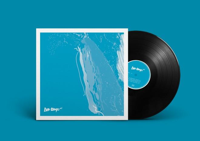 pochette vinyle bon temps #1