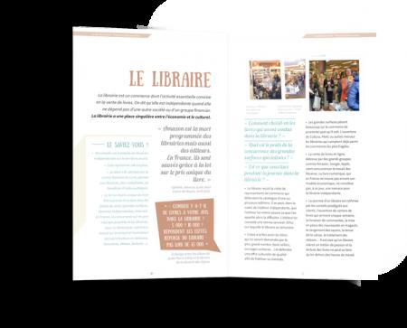 Brochure parcours découverte / pages libraire