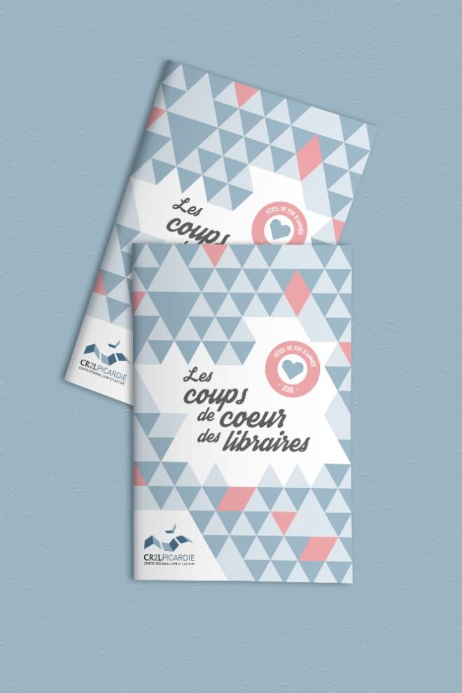 Coups de coeur des libraires 2015 - CR2L Picardie