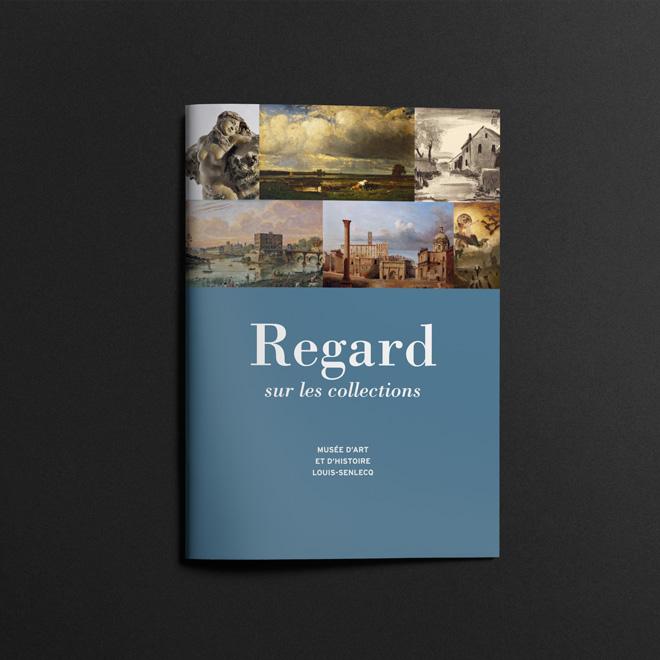 Brochure des collections permanentes - Musée Louis Senlecq