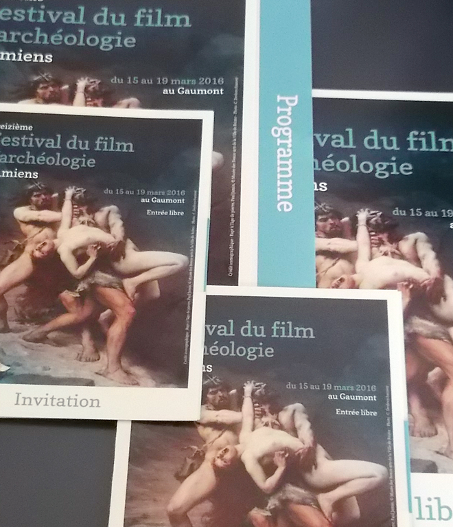 Festival du film d'archéologie
